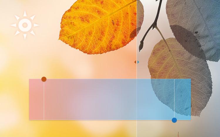 Deepin - автоматическая регулировка цветовой гаммы и температуры