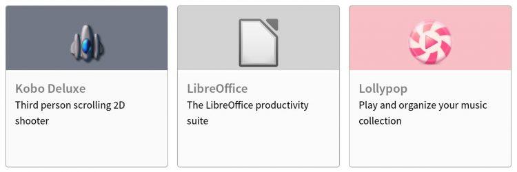 LibreOffice теперь доступно как Flatpak-приложение