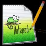 Программа для редактирования кода Notepad++
