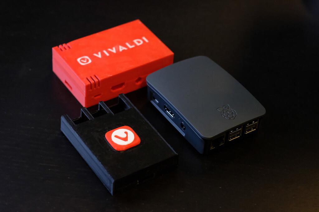 Vivaldi доступен для использования на Raspberry Pi