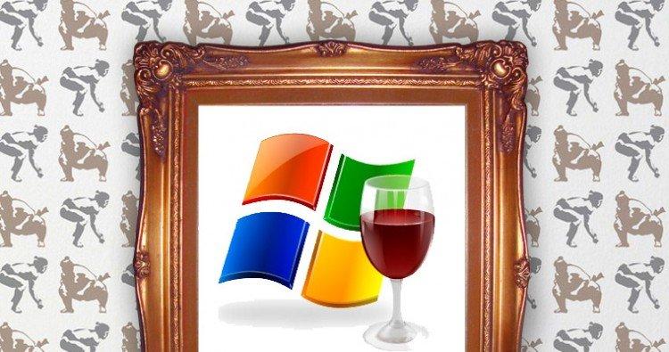ms office wine