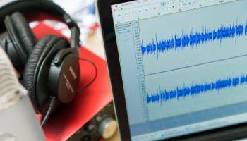 Audacity - приложение для работы с аудио