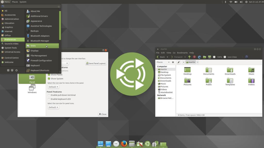Ubuntu MATE как Linux для дома
