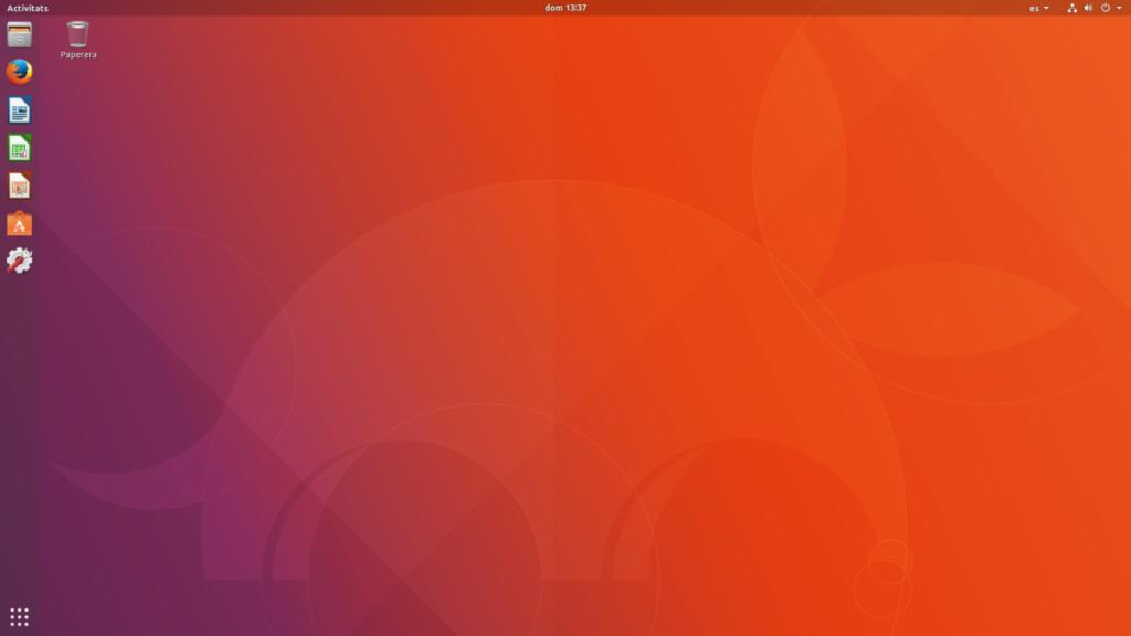 Ubuntu - дистрибутив Linux для домашнего пользования