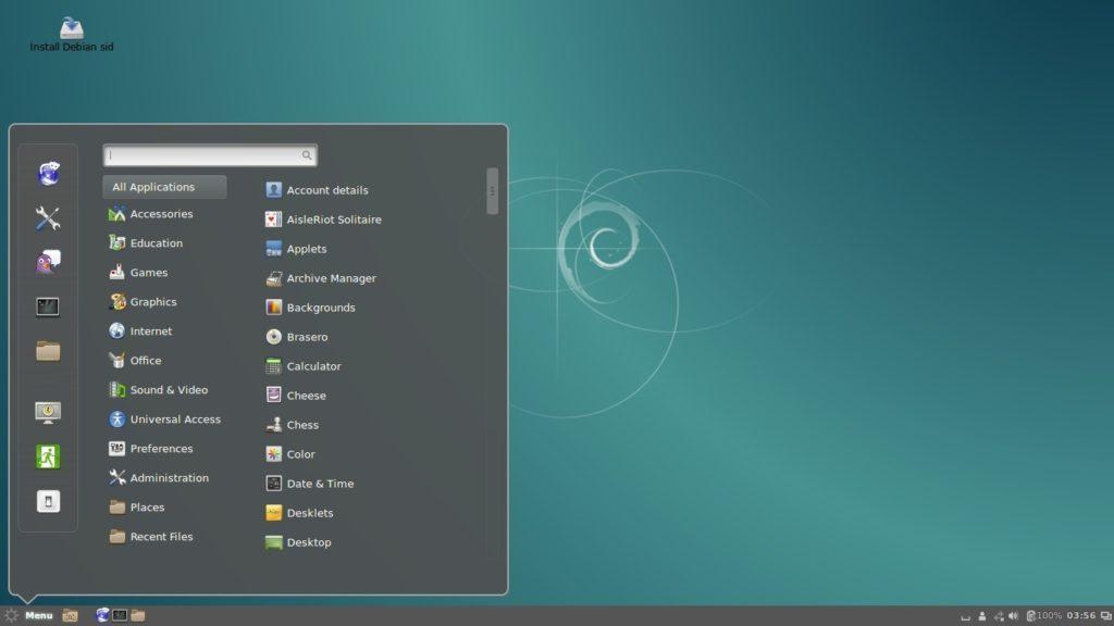 Топ 10 лучших дистрибутивов Linux для домашнего пользования Debian