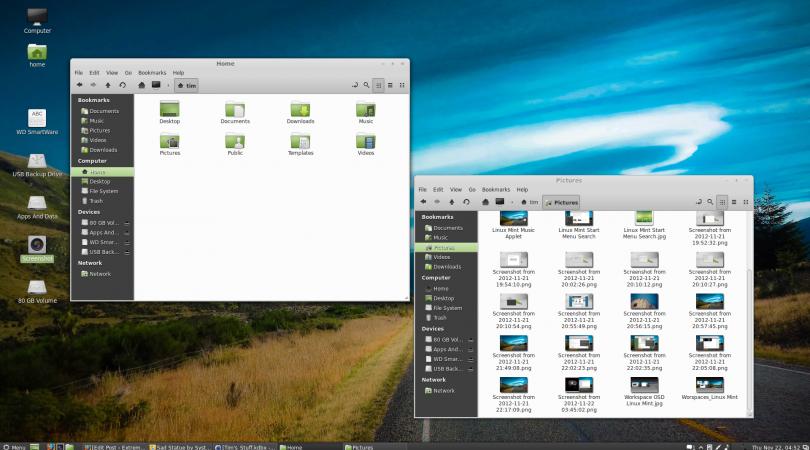 Лучший дистрибутив Linux для новичков: Linux Mint