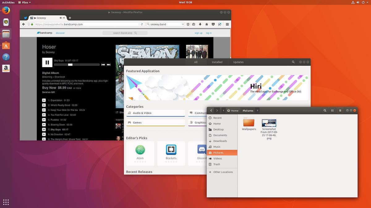 Лучший игровой дистрибутив Linux 2018 Ubuntu