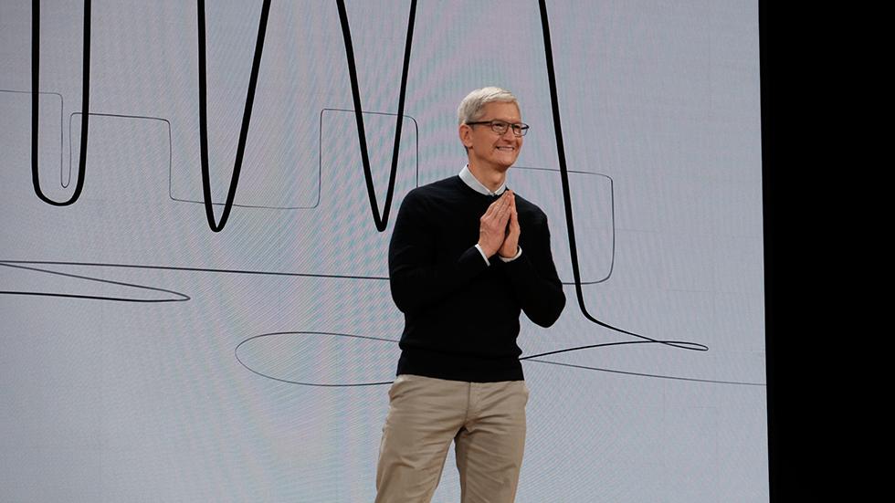 Новости с презентации Apple