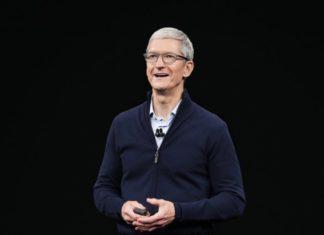 презентация Apple в Чикаго!