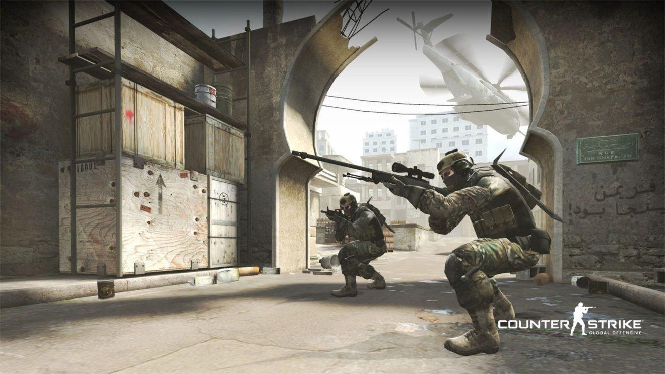 CS GO в топе лучших онлайн игр, доступных для Linux