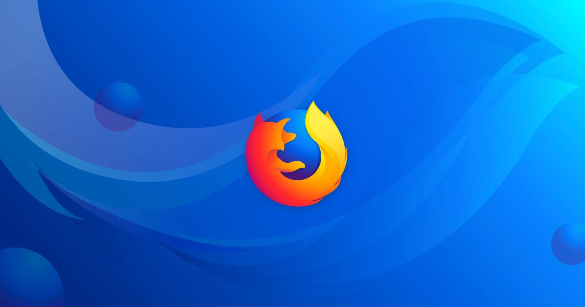 Лучшие браузеры 2018 - Mozilla Firefox