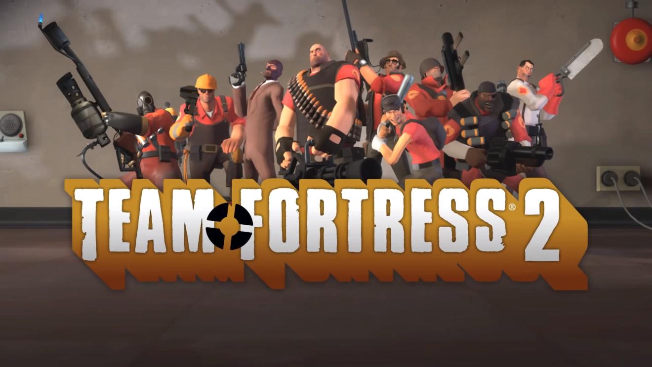 Team Fortress 2 среди популярных онлайн-игр, доступных для Linux