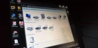 Windows принтер