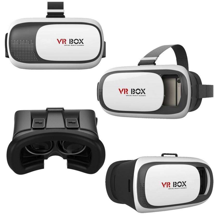 Очки виртуальной реальности описание